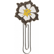All the Princesses- Flower Doodle Clip 09