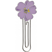 All the Princesses- Flower Doodle Clip 17
