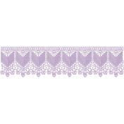 All the Princesses- Purple Lace