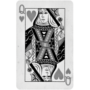 Playing Card Template 008