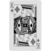 Playing Card Template 009