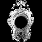 Medal Frame Template 002