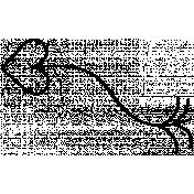 Arrow Doodle Template 029