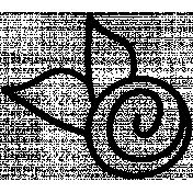 Clip Doodle Template 042