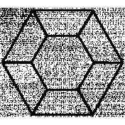 Ornamental Doodle Template 015