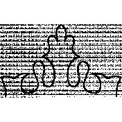 Ornamental Doodle Template 016