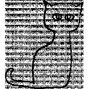 Cat Doodle Template 01