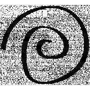 Swirl Doodle Template 01