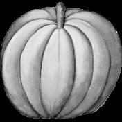 Pumpkin Template 02