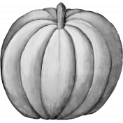 Pumpkin Template 02