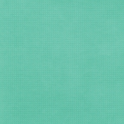 Garden Party Teal Dot Paper