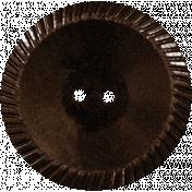 Fall Into Autumn- Brown Button 1
