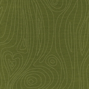 Fall Into Autumn- green Woodgrain Paper
