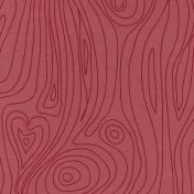 Fall Into Autumn- Red Woodgrain Paper