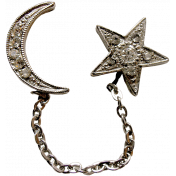 Moon and Star Jewelry