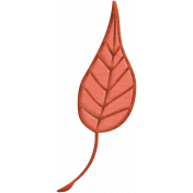 Fall Into Autumn- Leaf 4 Doodle Art