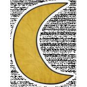 Chills & Thrills- Mini Moon Doodle