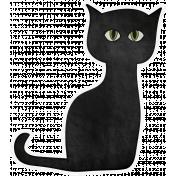 Chills & Thrills- Cat Doodle 1