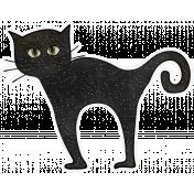 Chills & Thrills- Cat Doodle 2