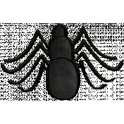 Chills & Thrills- Spider Doodle 1