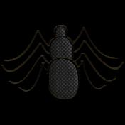 Chills & Thrills- Spider Doodle 2