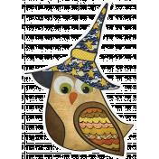 Chills & Thrills- Owl Doodle