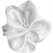 Ribbon Flower Template 014