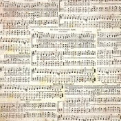 Our House - Music Paper