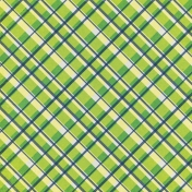 Our House- Plaid 2 Paper