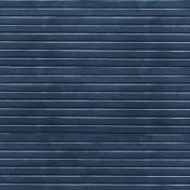 Our House- Mini Kit- Dark Blue Wood Paper