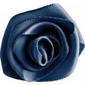 Our House - Fabric Flower 4