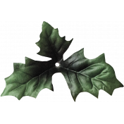 The Nutcracker- Holly Leaves