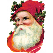 The Nutcracker- Santa Die Cut