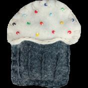 The Nutcracker- Stitched Cupcake