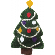 The Nutcracker- Stitched Tree