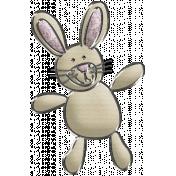 Nutcracker Doodle- Bunny