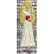 Nutcracker Doodle- Clara
