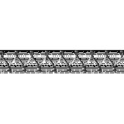 Nutcracker Doodle- Frame Bottom