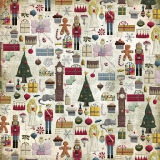 The Nutcracker- Doodles Paper