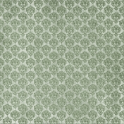Nutcracker Green Fabric Paper