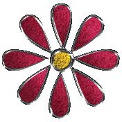 Nutcracker Doodle- Flower