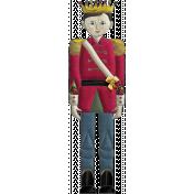 Nutcracker Doodle- Prince