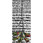 Nutcracker Doodle- Mistletoe