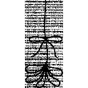 Mistletoe Doodle Template 01