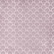 The Nutcracker- Light Purple Fabric Paper