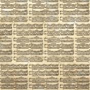 The Nutcracker- Music Paper