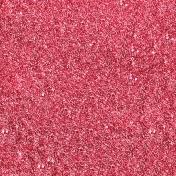 The Nutcracker- Red Glitter Paper