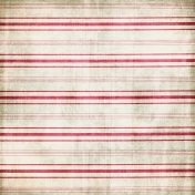 The Nutcracker - Red Stripe Paper
