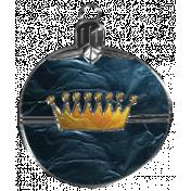Nutcracker Doodle- Ornament 04