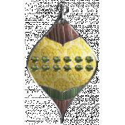 Nutcracker Doodle- Ornament 05